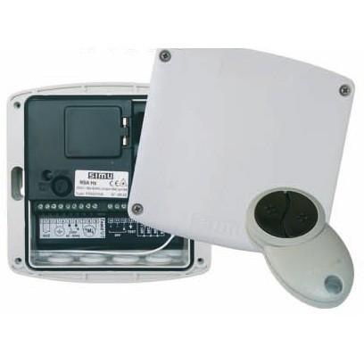 Kit radio pour porte enroulable